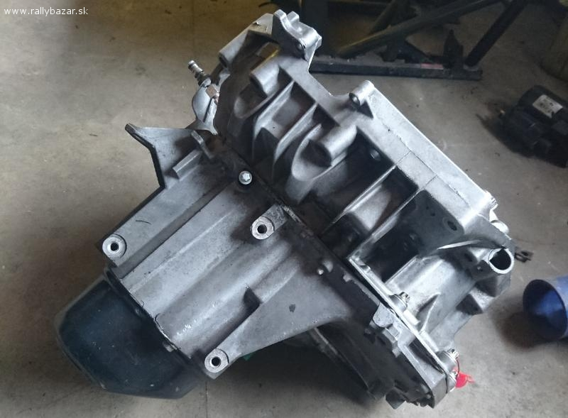 Hewland MLG Sequential Gearbox.